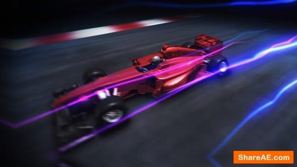 Videohive Formula One Racing Logo