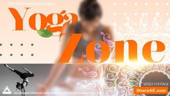 Videohive Yoga Zone 3588905