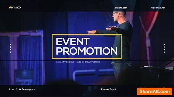 Videohive Corporate Event / Conference Promo / Meetup Opener / Business Coaching / Speakers