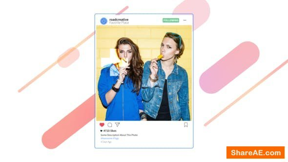 Videohive SWAG Promo for Instagram
