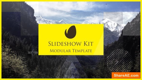 Videohive SlideShow Kit 9500386