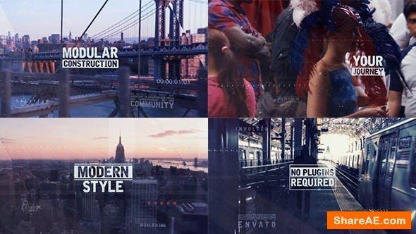 Videohive Epic Urban Opener