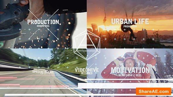 Videohive Dynamic Urban Glitch Opener
