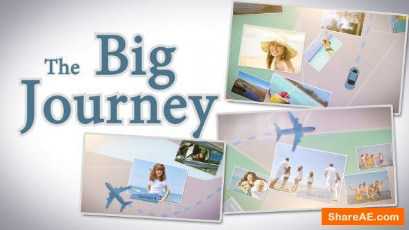 Videohive The Big Journey