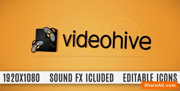 Videohive Behind The Screen Logo Reveal