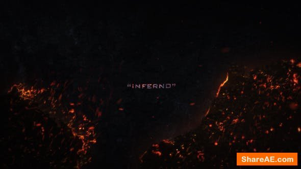 Videohive Inferno 5490622