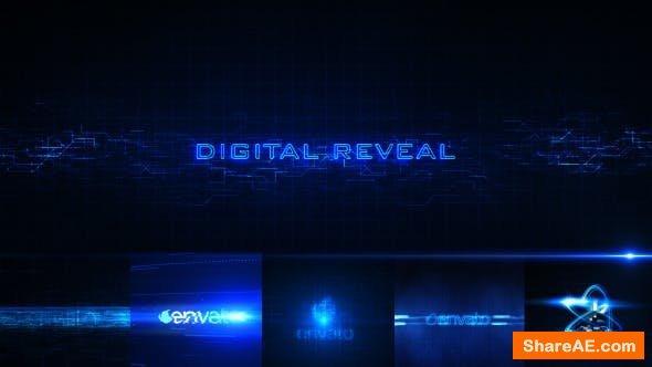 Videohive Ultimate Digital Reveal Pack