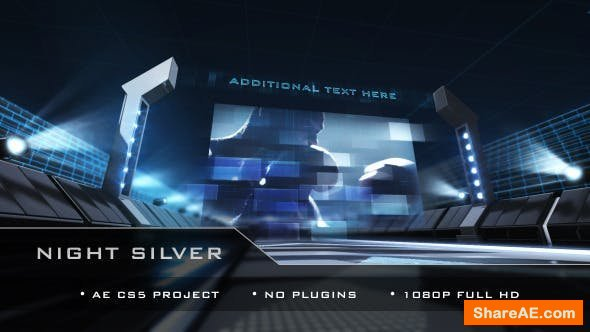 Videohive Night Silver