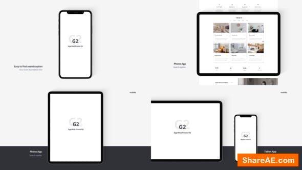 Videohive G2 - App / Website Presentation Pack