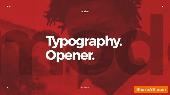 Videohive Typography Opener / Fast Intro / Dynamic Promo / Urban City / Hip-Hop Culture