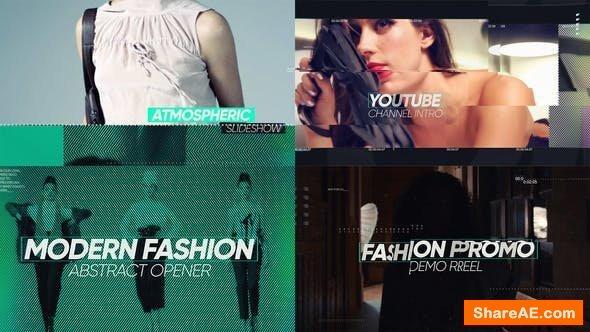 Videohive Fashion Logo Opener