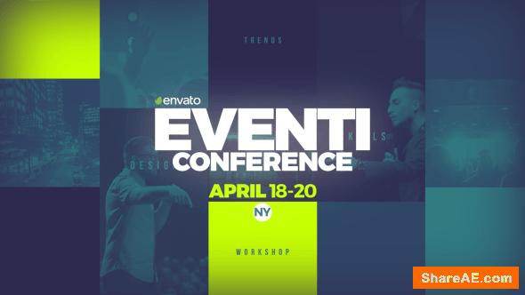 Videohive Eventi // Conference Promo