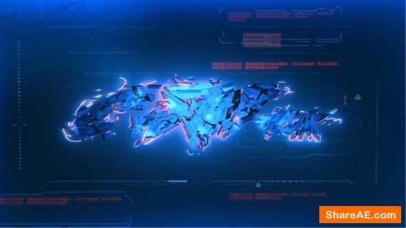 Videohive Cyberpunk Logo 22832135