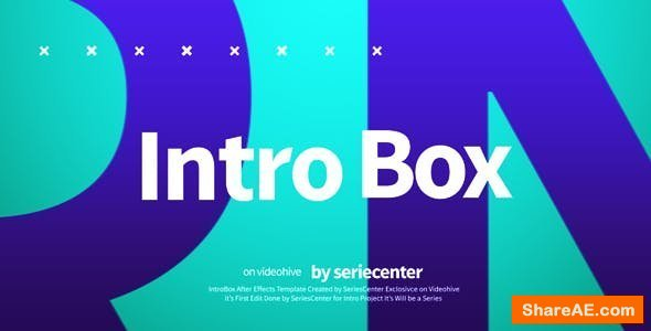 Videohive IntroBox | Intro