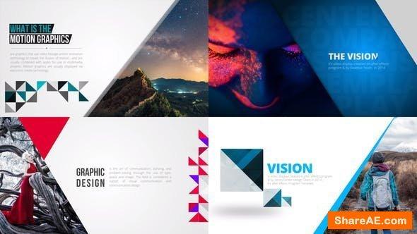 Videohive Vision - Video Displays