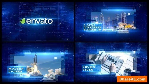 Videohive Digital Promo 20444973