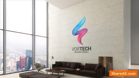 Videohive Logo Mock Up Corporate Interior