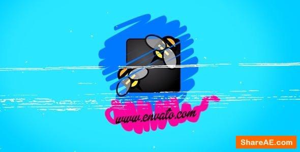 Videohive Stroke Logos