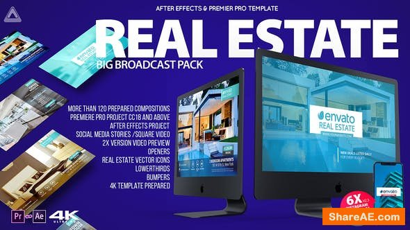 Videohive Real Estate Gallery v2.3.3 - After Effects Templates