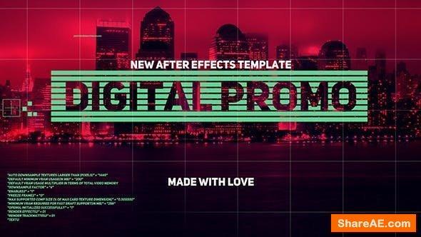 Videohive Digital Promo 12115820