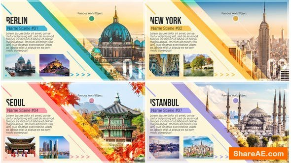 Videohive Travel Guide Promo