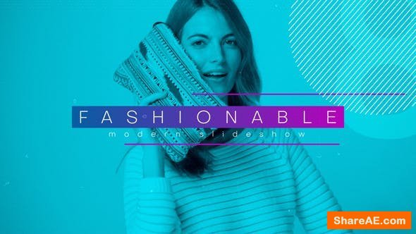 Videohive Fashionable 24352038