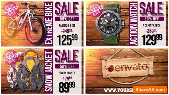 Videohive Extreme SALE