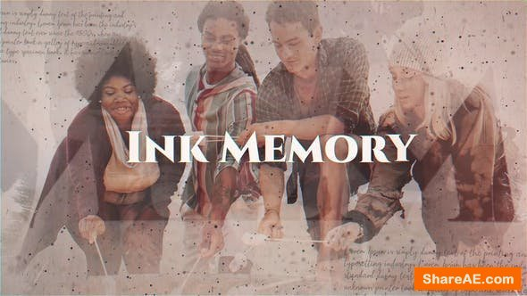 Videohive Ink Memory