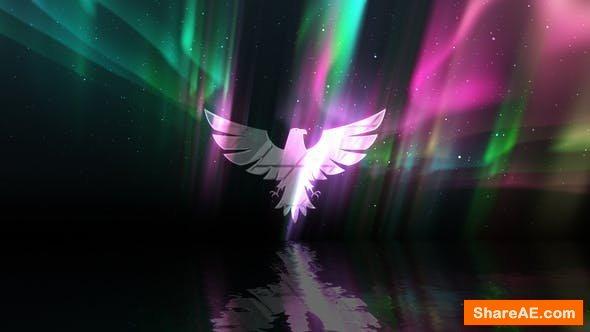 Videohive Aurora Lights Logo
