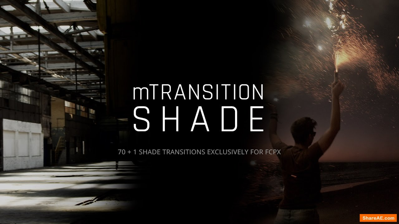 mTransition Shade for Final Cut Pro X - MotionVFX