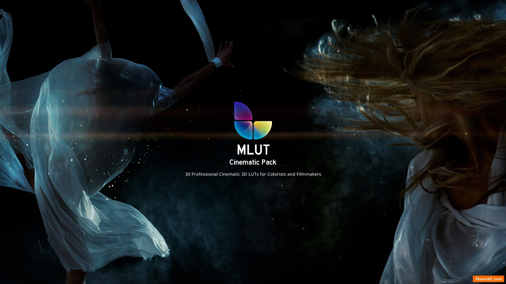 mLUT Cinematic Pack - 30 Professional Cinematic 3D Luts - MotionVFX