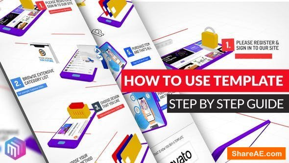 Videohive Step by Step Guide - How to Buy