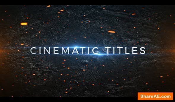 Videohive Epic Trailer 20215283