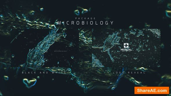 Videohive Microbiology Package