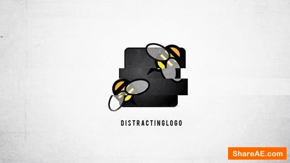 Videohive Distracting Logo