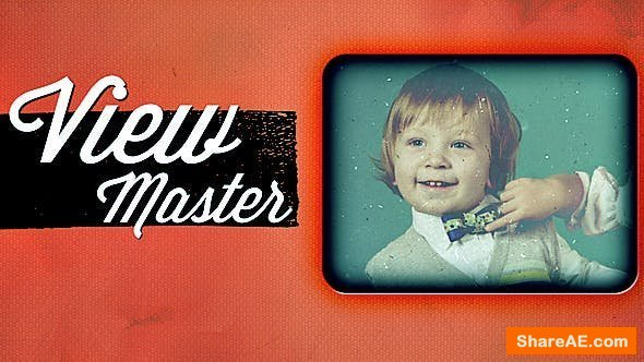 Videohive View Master Slideshow