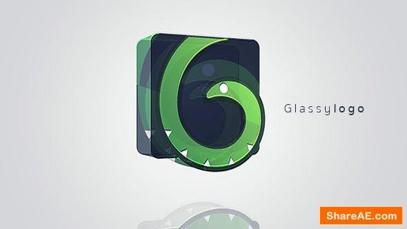 Videohive Glassy Logo
