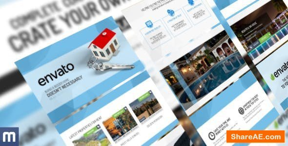 Videohive Real Estate - Promotional Video