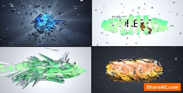 Videohive Glass Logo 11727099