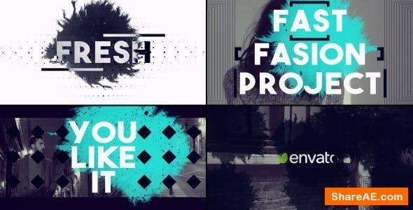 Videohive Fashion Slideshow 20577251