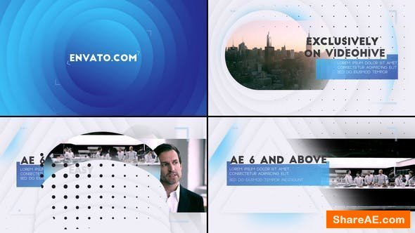 Videohive Corporate Presentation 21934932