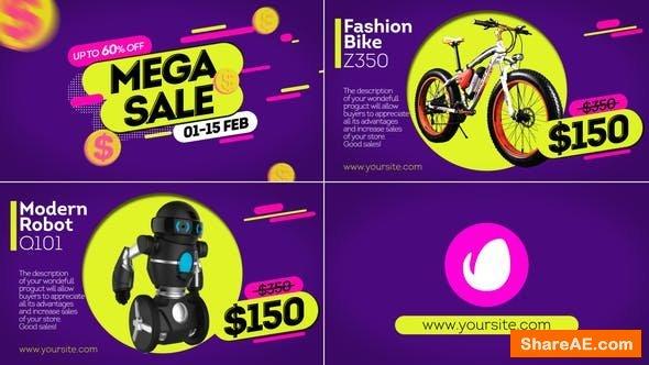 Videohive Mega Sale