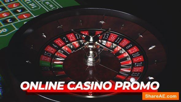 Videohive Online Casino Promo