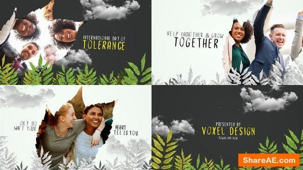 Videohive Year of Tolerance