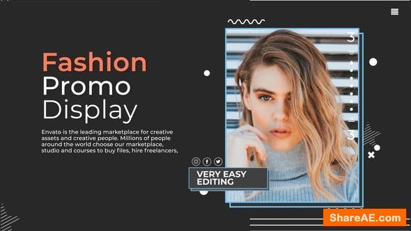 Videohive Fashion Week 24506513