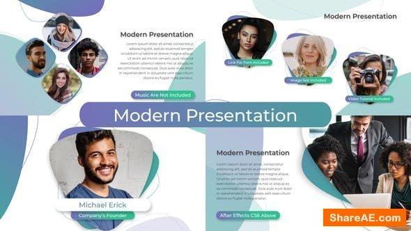 Videohive Clean Modern Presentation