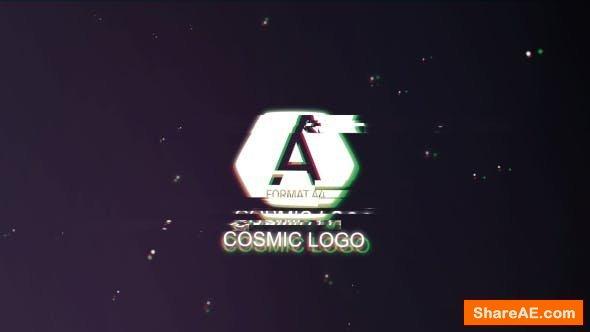 Videohive Cosmic Logo Reveal