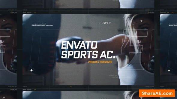 Videohive Dynamic Sport Opener 24553562
