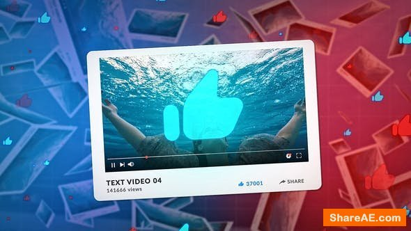 Videohive YouTube Promo 24569572