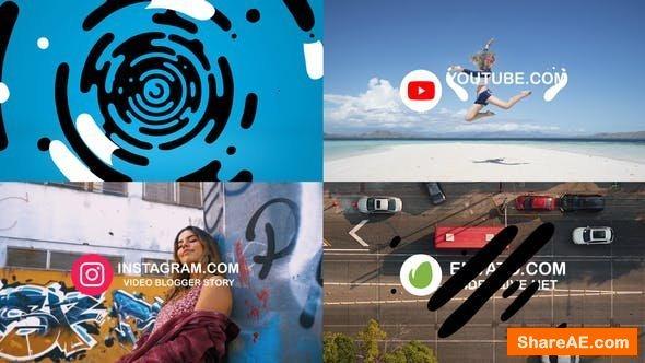 Videohive Creative Liquid Logo